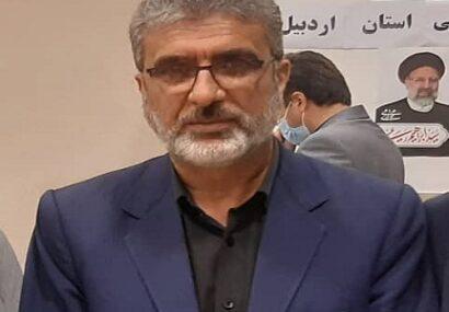 سازماندهی ستادهای آیت اله رییسی در استان اردبیل